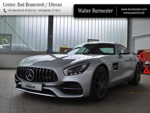 Mercedes-Benz AMG GT S Burmester
