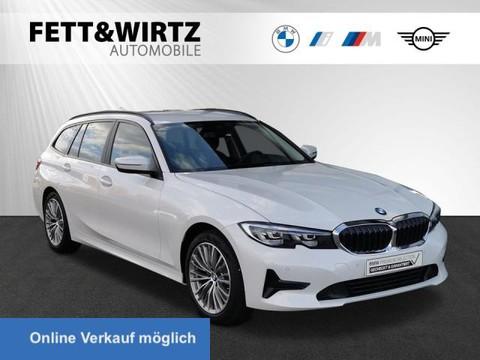 BMW 318 d Advantage Live