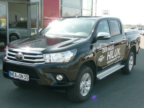 Toyota Hilux DoubleCab Comfort