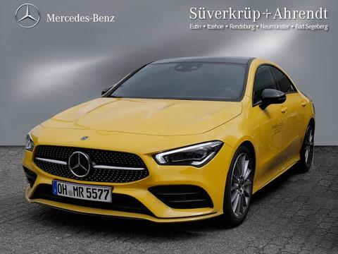 Mercedes-Benz CLA 200 Coupé AMG-Line Night Fahrassist