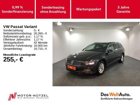 Volkswagen Passat Variant 2.0 TDI BUSINESS 5JG