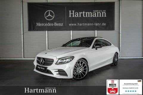 "Mercedes-Benz C 200 Coupé AMG Night 19"""