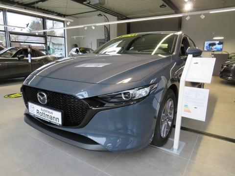 Mazda 3 2.0 M Hybrid - - Display