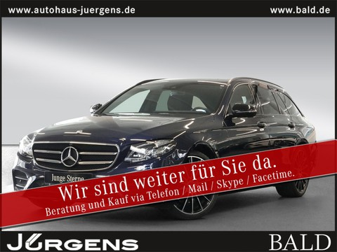 Mercedes-Benz E 220 d T AMG-Sport Wide Night