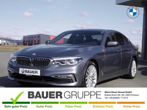 BMW 525 d Luxury Line Holzausst