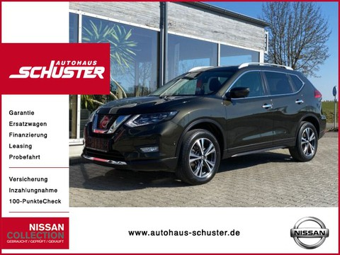 Nissan X-Trail N-Connecta PGD Safety Paket