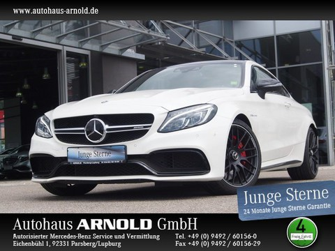 Mercedes C 63 AMG Mercedes S Coupe Carbon Night