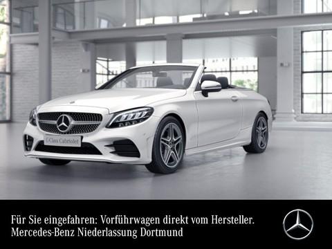 Mercedes-Benz C 180 Cab AMG Sportpaket AMG