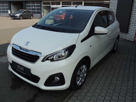 Peugeot 108 1.0 VTi Active Freisprechanlage