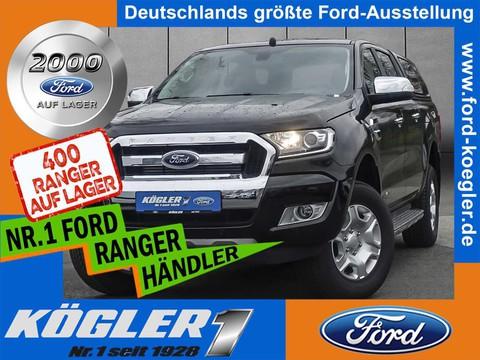 Ford Ranger Doka Limited Hardtop