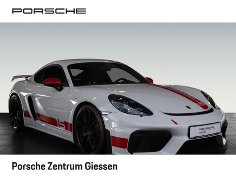 Porsche Cayman 718 GT4 Sports Cup Edition Vollschale