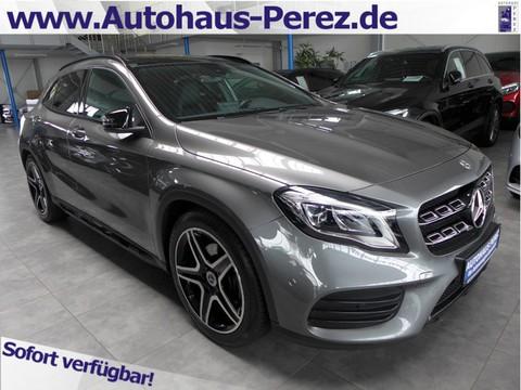 Mercedes-Benz GLA 220 d AMG NIGHT----