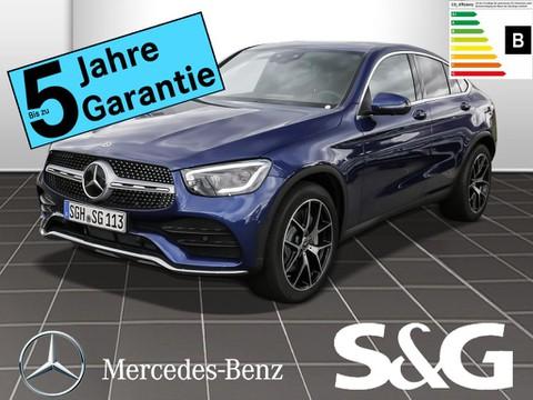 Mercedes-Benz GLC 300 d Coupé AMG line 360Kamera