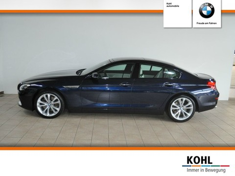 BMW 640 Gran Coupe xDrive Glasd