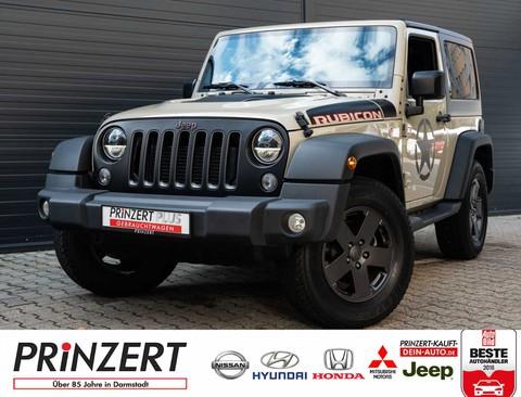 Jeep Wrangler 2.8 CRD Automatik Rubicon Recon
