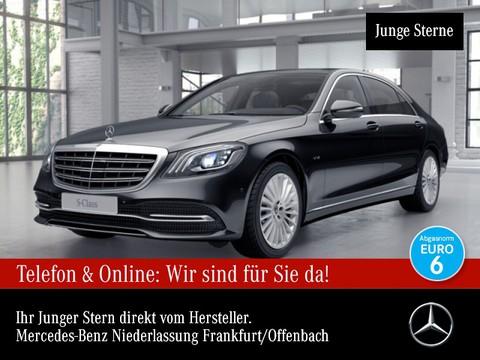 Mercedes-Benz S 600 L Fondent °