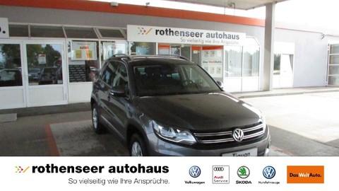 Volkswagen Tiguan 2.0 TDI N