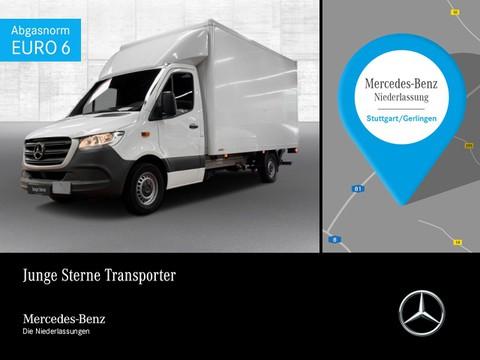 Mercedes-Benz Sprinter 316 Koffer Lang LBW MBUX