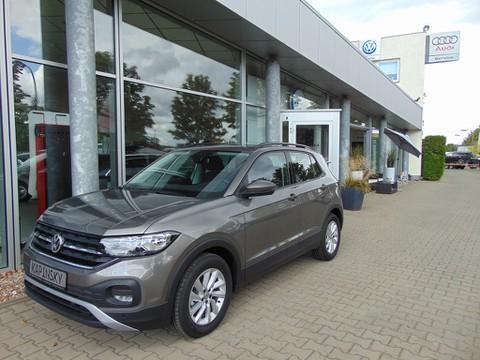 Volkswagen T-Cross Life Totwinkelassis Spurha
