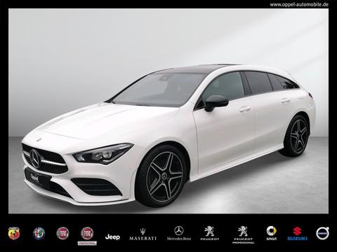 Mercedes-Benz CLA 200 d SB AMG Line
