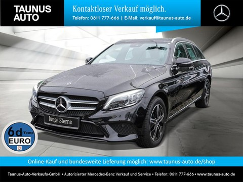 Mercedes-Benz C 220 9.4 d T AVANTGARDE UPE 500