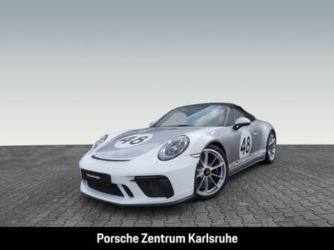 Porsche 991 911 Speedster Heritage-Design 1270 1948
