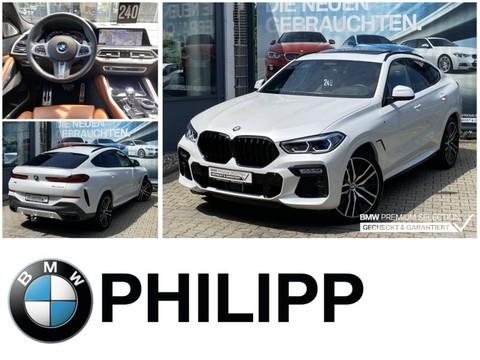 BMW X6 M50 d B&W Massage TV