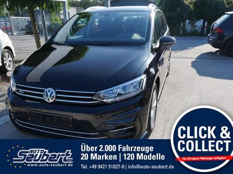 Volkswagen Touran 2.0 TDI HIGHLINE R-LINE EXTERIEUR