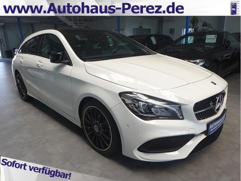 Mercedes-Benz CLA 220 Shooting Brake AMG NIGHT-