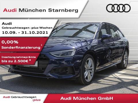 Audi A4 Avant Advanced 40 TDI