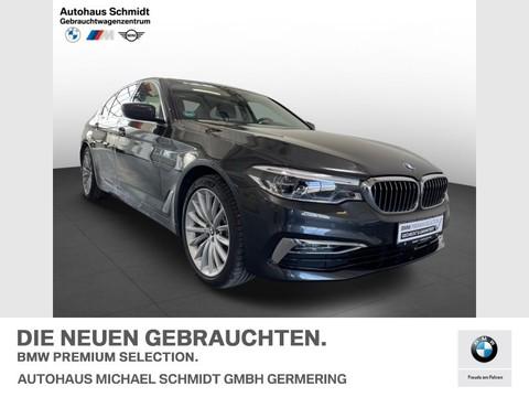 BMW 530 e iPerformance Luxury Komfortsitz Anhängerkupplu