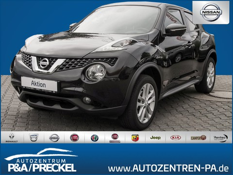 Nissan Juke 1.2 N-Connecta DIG-T Technology-P