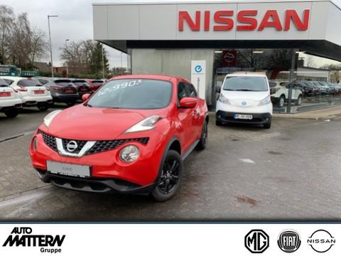 Nissan Juke Visia Plus