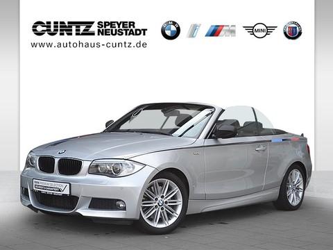 BMW 123 d Cabrio M Sportpaket Prof