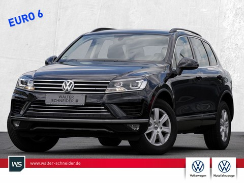 Volkswagen Touareg 3.0 TDI V6 Automatik