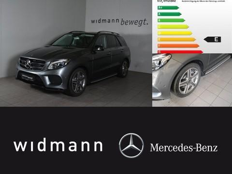 Mercedes GLE 500 AMG Harman Fahrassist