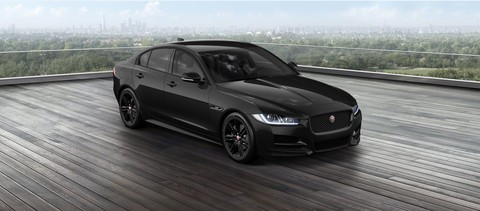 Jaguar XE 20D R-Sport BLACK-PACK MERIDIAN