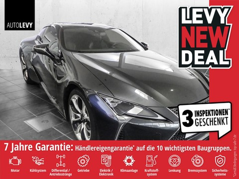 Lexus LC 500 Performance 21-Zoll AVS Allradlenkung