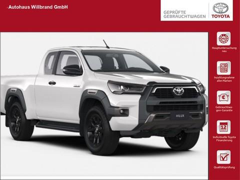 Toyota Hilux Extra Cab Autm Invincible (AN1P)