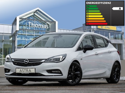 Opel Astra 1.0 Dynamic Black&White Turbo 40mm H&R Tieferlegung