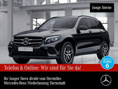 Mercedes-Benz GLC 300 AMG Fahrass Night