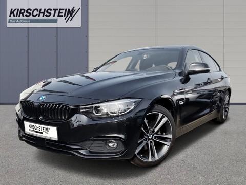 BMW 420 Gran Coupe d Sport Line