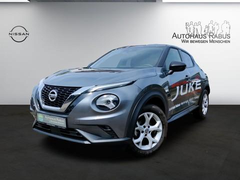 Nissan Juke DIG-T 117
