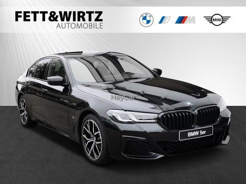 BMW 520 i M Sport 19 LMR HiFi Parkass