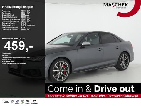 Audi S4 Limousine S-Sitze BlackEdition
