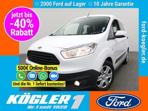 Ford Transit Courier Kombi Trend 100PS Audio-Paket 14