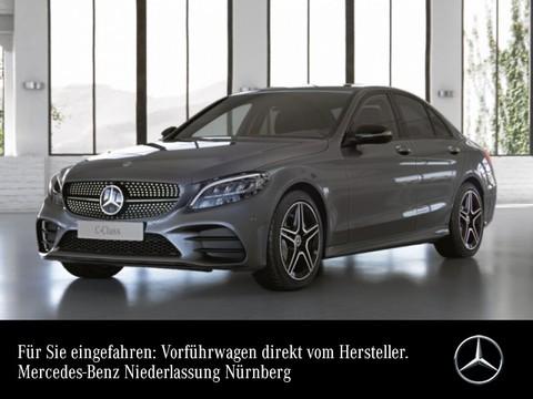 Mercedes-Benz C 220 d AMG Night Spur