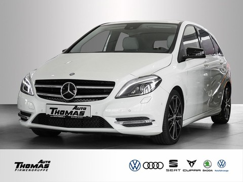 Mercedes-Benz B 220 7 NIGHT MEMOR