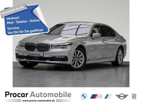 BMW 750 Ld xDrive Innovationsp Prof