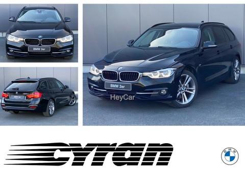 BMW 335 d xDrive Sport Line Speed Limit